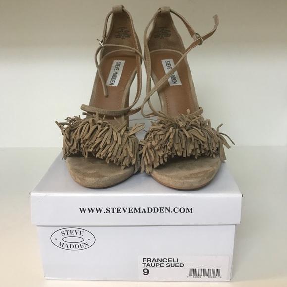 Taupe Madden Poshmark Steve Suede ShoesFranceli cRqAL354j